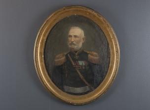 Öljyvärimaalaus (Kenraali Julius Sundman)