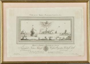 Minne av segern vid Högland den 17.Juli 1788
