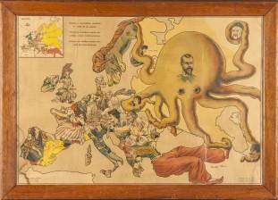 Europa ja maailman suurin monarkkia ennen kukistumistaan