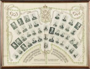Suomen laittomuuden aikana 1903-1904 karkoitettuja henkilöitä