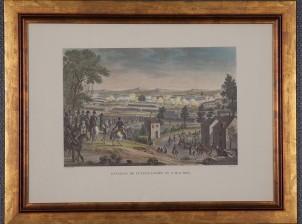 Bataille de Lutzen, livrée le 2 mai 1813