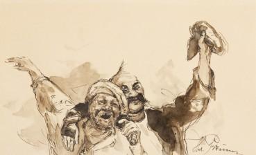 Ilja Repin (1844-1930), väitetty