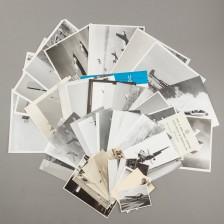 Lentokonekuvia (ca 1930-1970), 46 kpl