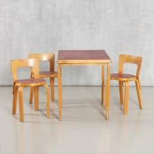 Alvar Aalto, 1+3 kpl