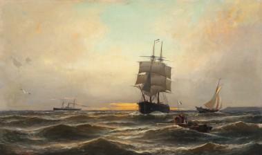 Christian Fredrik Swensson (1834-1909) (SE)