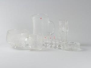 Tapio Wirkkala ja erä lasia