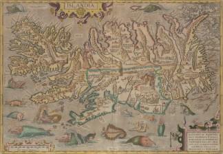 Kartta, Islanti