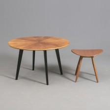 Olof Ottelin ja pöytä