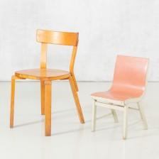 Alvar Aalto ja tuoli