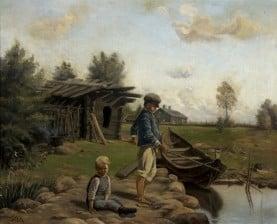 Keinänen, Sigfrid August (1841-1914)