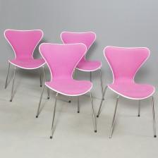 Arne Jacobsen, 4 kpl