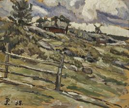 Petterson, Joel (1892-1937)