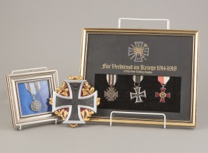 Saksalaisen sotilaan henkilökokonaisuus 1914-1918 (WIlly Kahlke)