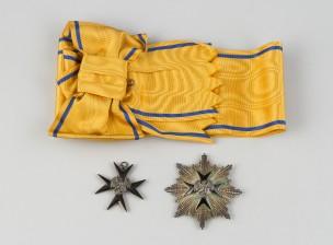 Kunniamerkki ja rintatähti