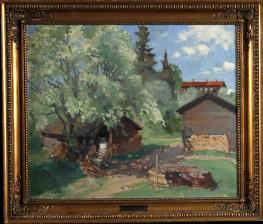Sjöström, Wilho*