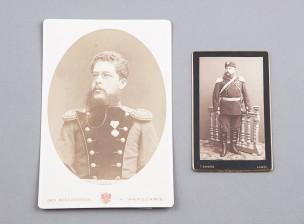 Eversti Alexis de Pont, 2 kpl kuvia