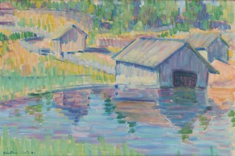 Axel Haartman (1877-1969)*