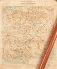 Kartta Säkkijärveltä