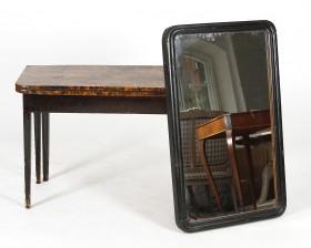 Peili ja pöytä