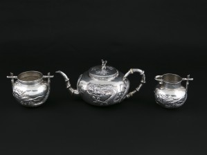 Teeastiasto, 3 osaa