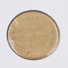 Kultaraha, 10 mk 1913