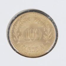 Kultaraha, 100 mk 1926