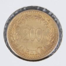 Kultaraha, 200 mk 1926