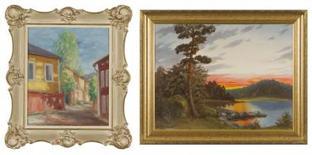 Torsten Heickell ja Yrjö Kalliokoski*